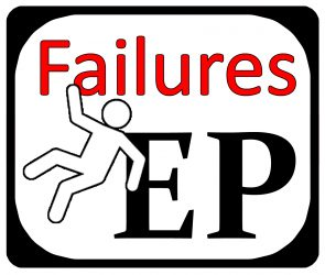 Failures in EP